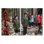 Вахта памяти бойцов Великой Отечественной Войны