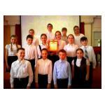 Фестиваль классных хоров города Петрозаводска
