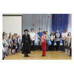 Посвящение первоклассников в ученики Финно-угорской шолы
