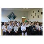 26 сентября в школе прошло посвящение в пятиклассники