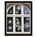 Итоги конкурса -Новогоднее окно-