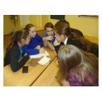 Литературный эксперимент 8 А класса