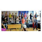 Наши обучающиеся – победители и призеры муниципального этапа межрегиональной олимпиады школьников по карельскому, вепсскому и финскому языкам! Ура!