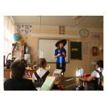 Учитель нашей школы – победитель городского конкурса «Педагог года -2016» в номинации «Учитель родного языка»!