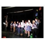 Лауреат 3 степени  в номинации: Профессия-театр