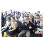 Открытие выставки в ФУШ