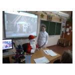 Новогодний праздник в 6 А классе