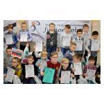 Городские соревнования по образовательной робототехнике Junior Robot