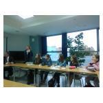 Встреча юных журналистов с новым консулом Финляндии.
