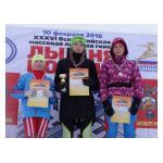 Наши лыжницы завоевали серебро!