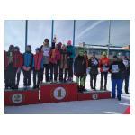 Поздравляем наших лыжниц с победой!