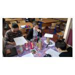 Конкурс творческого мастерства прошёл в школе
