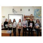 Награждение победителей муниципального этапа олимпиады по карельскому, вепсскому и финскому языкам