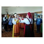 Веселый мастер-класс с карельским народным хором