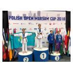 Карельские тхэквондисты завоевали медали на турнире в Риге