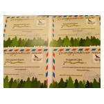 Благодарственные письма от НП «Водлозерский»