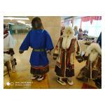 Учителя нашей школы принимали участие в семинаре-совещании, посвящённому развитию языков малочисленных народов Севера, Сибири и Дальнего Востока, который проходил в Ненецком автономном округе