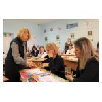 Педагоги нашей школы побывали на II Городском фестивале уроков, посвящённом 100-летию образования Республики Карелия.