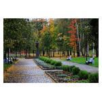Внимание! Губернаторский сад в Губернаторском парке!